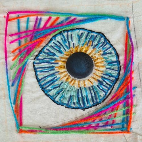 Geometric Eye (by Leona)