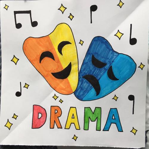 Drama! (by Megan)