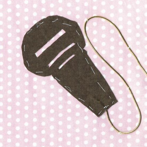 Microphone (by Hedda)