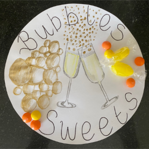 Bubbles & Sweets (by Victoria)