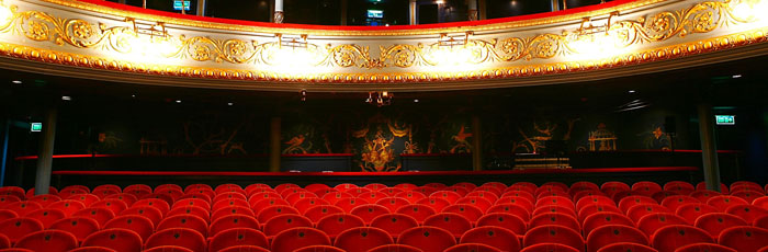 Auditorium The Lyceum Royal Lyceum Theatre Edinburgh