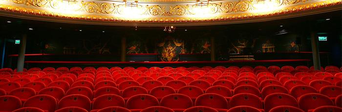 The Lyceum Royal Theatre Edinburgh