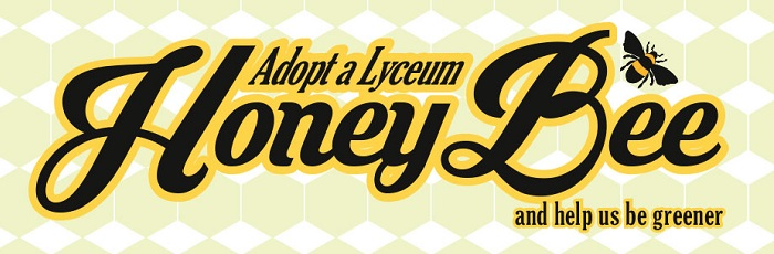 Adopt a Lyceum Honey Bee