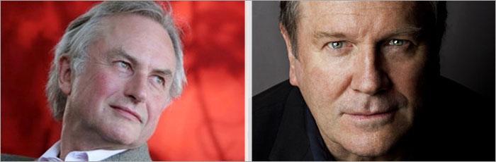 Richard Dawkins and William Boyd