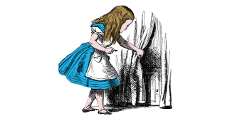 Alice's Adventure's in Wonderland at the Royal Lyceum Theatre Edinburgh, Scotland this Christmas