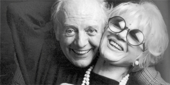 A Conversation with Dario Fo at the Royal Lyceum Theatre Edinburgh