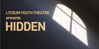 The Lyceum Youth Theatre presents a specially devised promenade piece for the theatre company's 50th Anniversary!