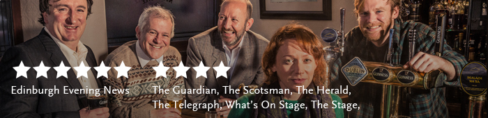 The Weir at the Royal Lyceum Theatre Edinburgh