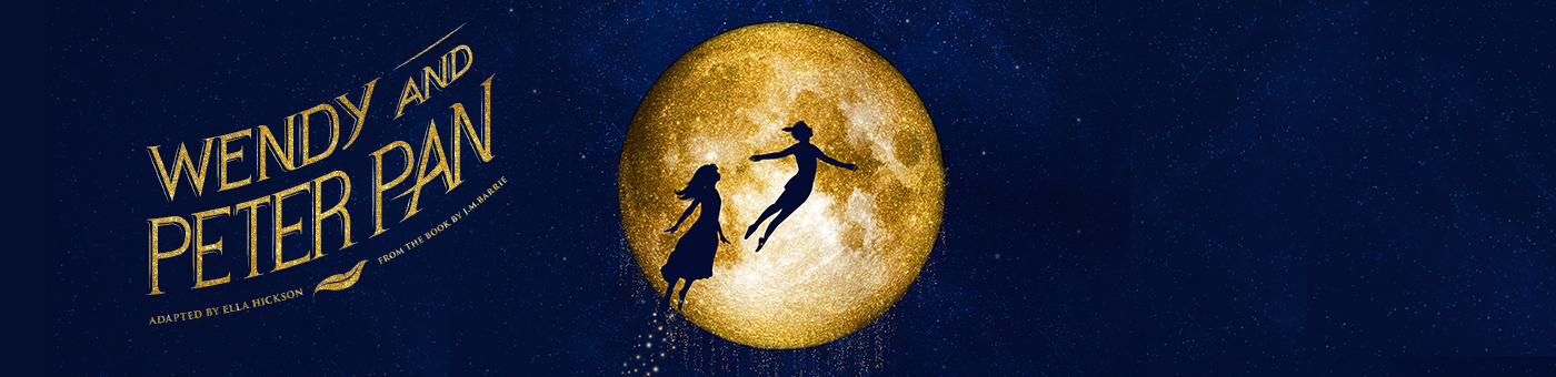 Image result for wendy and peter pan lyceum